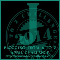 A to Z Letter J