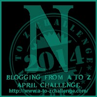 A to Z Letter N