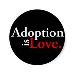 adoption is love circle